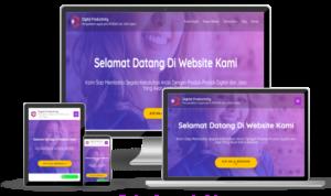 responsif website digizein