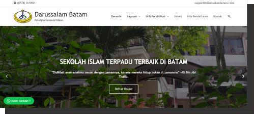 Sekolah Islam Darussalam Batam